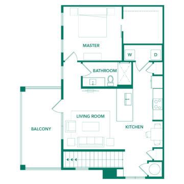 19105 floor plan